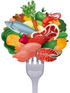 ایده رستوران غذاهای سالم